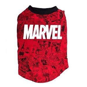 Camiseta Pet Marvel M