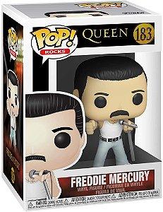 Funko Pop Rocks: Queen - Freddie Mercury Radio Gaga 1985