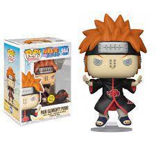 Funko Pop Naruto Shippuden Pain with Shippuden Pain Almighty Push