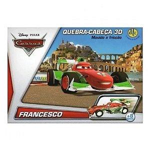 Quebra-Cabeça 3D Carros/Aviões Disney  - Francesco
