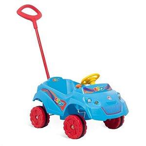 Carro Infantil 1ª Infância - KidCar Passeio Bandeirante