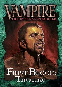 VtES - Primeiro Sangue: Tremere