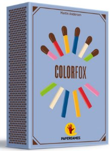 ColorFox Paper Games