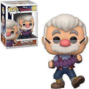 Funko popGeppetto with accordion disney - 1028