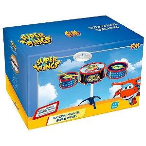 Bateria Infantil Super Wings F00050 - Fun