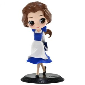 Figure Q Posket Disney Characters Belle Country Style - A - Ref: 20465/20466