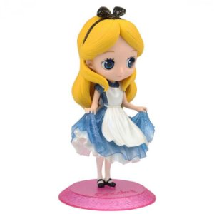Disney Q Posket - Alice - Glitter Line - Bandai Banpresto