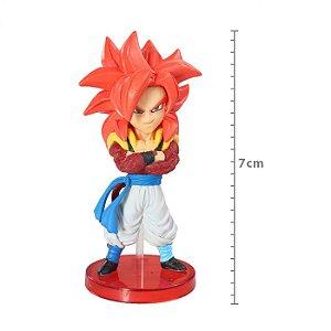 Figure Dragon Ball Gt Gogeta Super Sayajin 4 Bandai