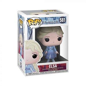 Funko Pop Disney Frozen II Elsa 581