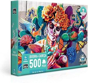 Día de Los Muertos – Quebra-cabeça – 500 peças