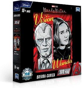 Wanda Vision – Quebra-cabeça – 500 peças