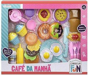 Creative Fun Café da Manhã Multikids - BR603