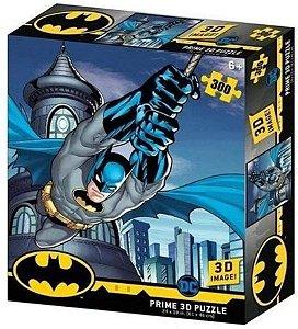 Quebra-Cabeça 3D Batman DC Comics 300 Peças Multikids