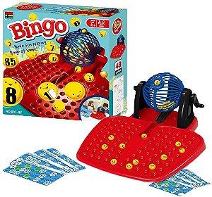 Jogo Bingo Multikids
