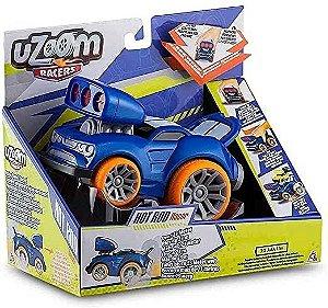 Carrinho Uzoom Racers Hot Rod Racer Multikids - BR1170
