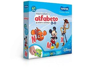 Disney Educativo – Montando o Alfabeto