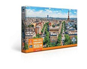 Belle Paris- Quebra-cabeça 1500 peças