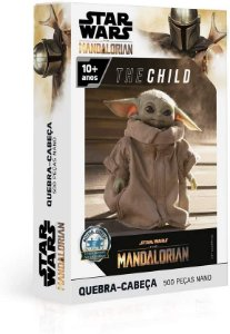 Star Wars The Mandalorian The Child quebra-cabeça 500pc nano