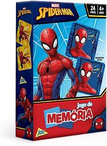 Spider Man – Jogo de memória