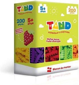Tand – Caixa 200 Peças