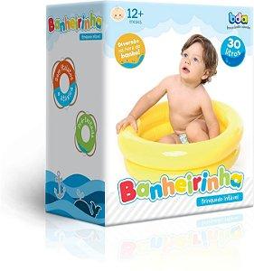 Banheirinha Fundo do Mar, 30 L, Toyster Brinquedos