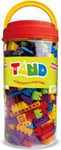 Tand – Pote 300 Peças