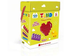 Tand Kids – Baú 120 peças