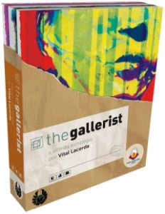 The Gallerist - A Arte da Estratégia