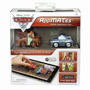 Disney Pixar Cars 2 AppMATes for iPad Mater & Finn Mobile