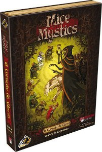 O Coracao de Glorm: Expansao, Mice and Mystics