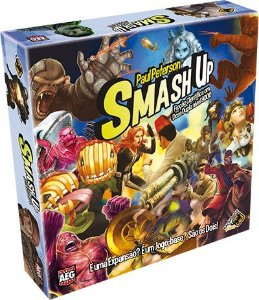 Smash Up: Ficcao Cientifica Dose Dupla