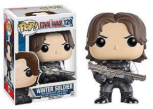Funko - Civil War - Winter Soldier