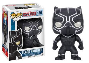 Funko - Civil War - Black Panther