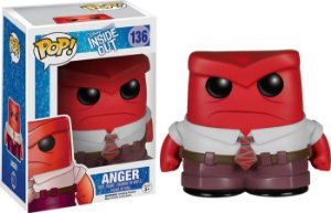 Funko - Inside Out - Anger