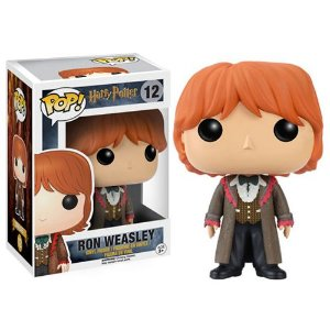 Funko - Harry Potter - Ron Weasley