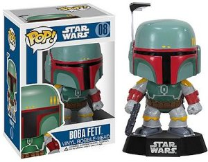 Funko - Star Wars - Boba Fett