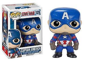 Funko - Civil War - Captain America
