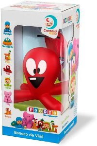 Boneca Fred, Cardoso Toys, Pocoyo