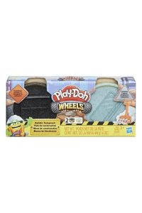 Play Doh Wheels Construção - Hasbro