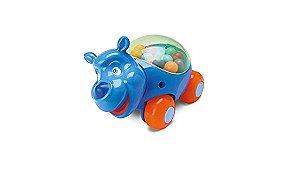 Chocalho For Baby Diver Toys - Rinoceronte