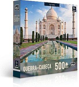 QUEBRA-CABECA Cartonado Maravilhas Mundo Moderno 500PC