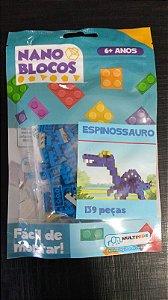 Nano Blocos - Dinossauros - Espinossauro