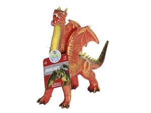 Dragões - Bicho Mundi - Laranja