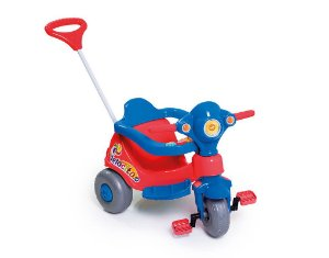 Triciclo Velocita - Vermelho - Calesita