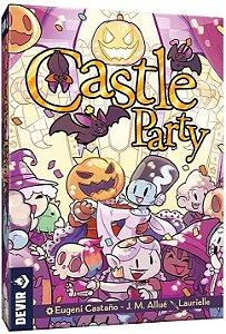 Castle Party Jogo de Cartas Devir