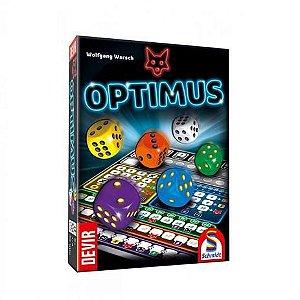 Optimus - Jogo de Tabuleiro - Devir