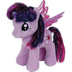 Pelucia Twilight Sparkle My Little Pony TY - DTC