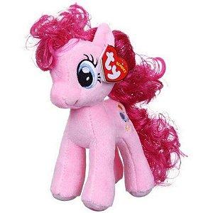 Pelucia Pinkie Pie My Little Pony TY - DTC