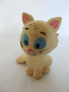 Boneco Turma da Monica - Gatinho - Latoy