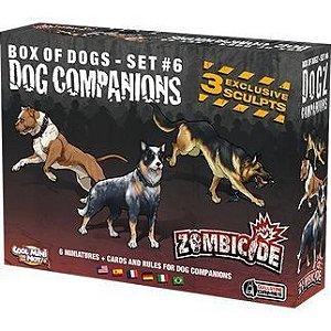 DOG COMPANIONS - EXPANSAO ZOMBICIDE